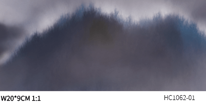 DIGI-PRINT CUSHION-HC1062 seamless mountains