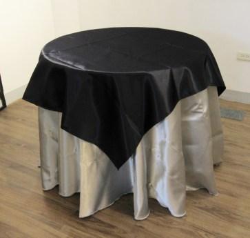 素色三明治-桌巾