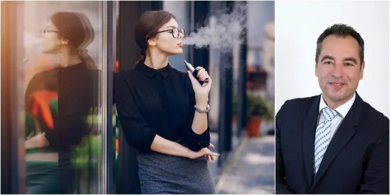 Είναι τελικά πιο ασφαλές το ηλεκτρονικό τσιγάρο; - ο Πνευμονολόγος Πάνος Χατζηαποστόλου εξηγεί