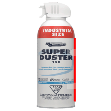 Dusters & Cold Spray