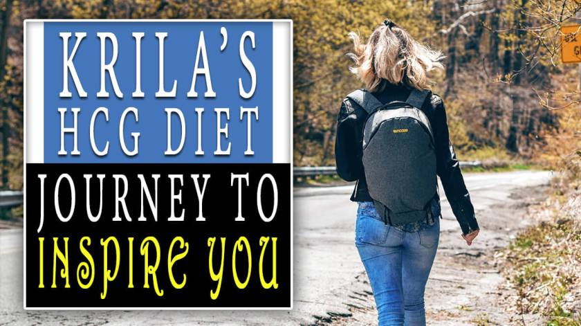 Krila's HCG Diet Journey To Inspire You