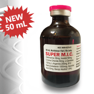 Super MIC Lipotropic Fat Burner