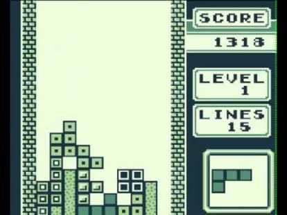 Imagen del juego en la consola