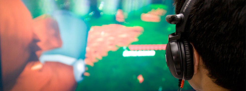 We focus on physiological and affective computing and research how to develop novel gaming interfaces.