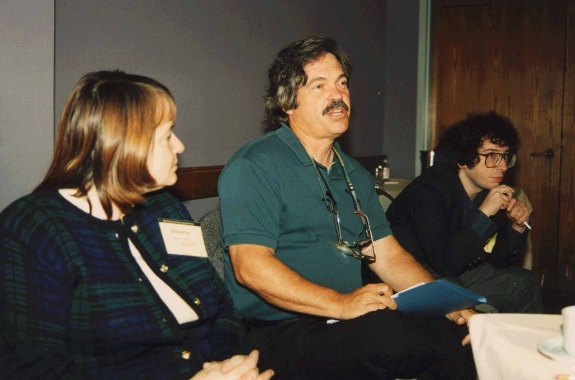 Kay at a National Science Foundation event in September 1995 in Arlington, VA.