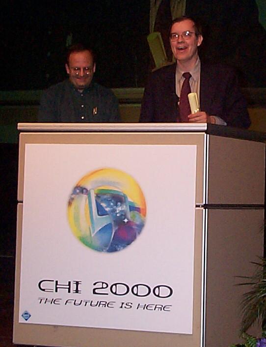 Card at CHI 2000