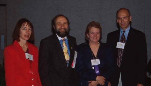 Kiesler at CHI 1995