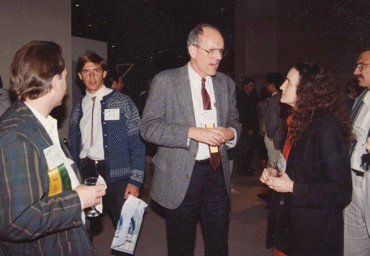 Mackay at CHI 1998