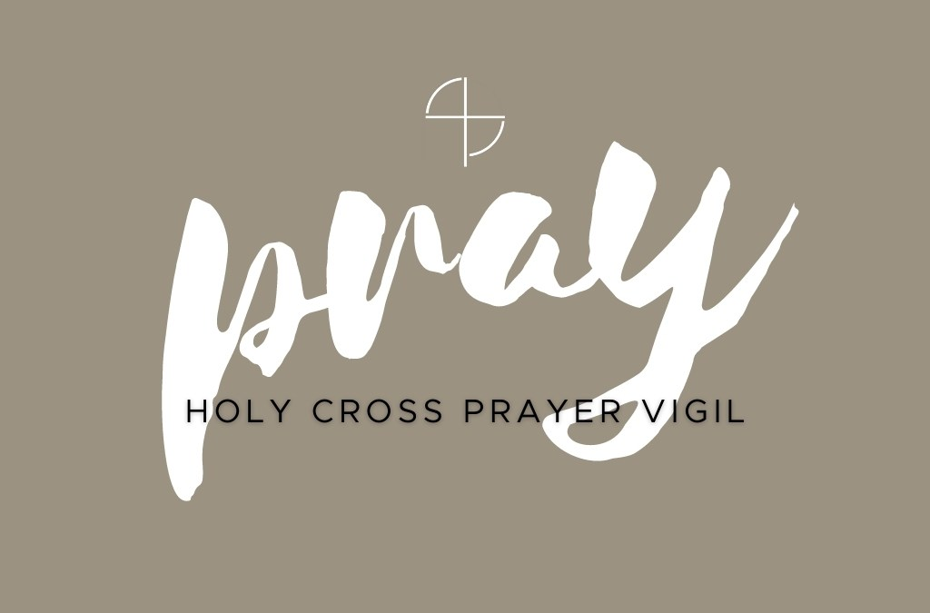 Virtual Prayer Vigil Starting March 27