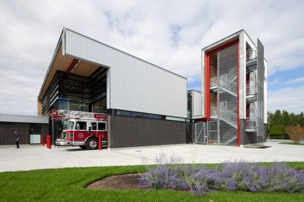Steveston Fire Hall . 2 Hcma Architecture Design