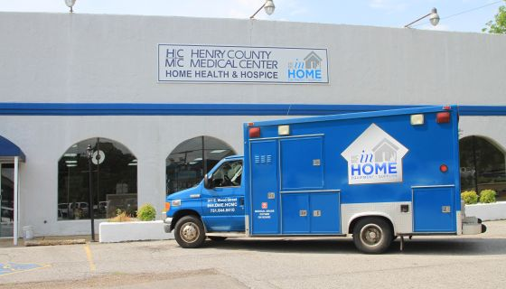 HCMC In Home Durable Medical Equipment