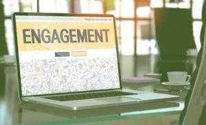 Laptop Engagement