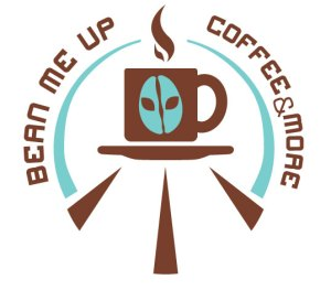Logo Bean Me Up Coffee & Tea