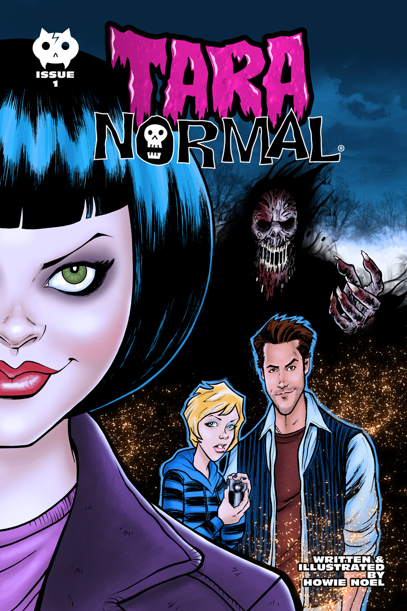 Tara Normal Issue 1 Cover