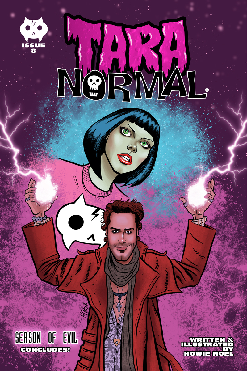 Tara Normal Issue 8 Cover