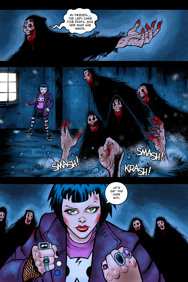 Tara Normal Issue 4 Page 009