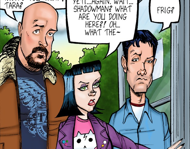 TaraNormal TAPS Comic Feature Image001
