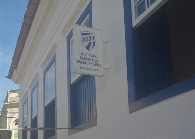 Sede da Sociedade Recreativa União Operária é restaurada em Laguna