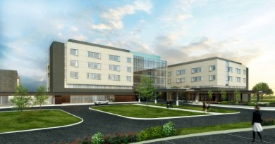 New UPMC Pinnacle Memorial Hospital Achieves Major Construction Milestone
