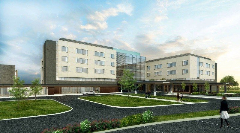New UPMC Pinnacle Memorial Hospital Achieves Major Construction