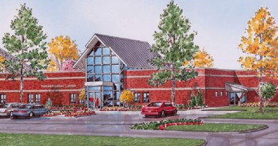 Rooks County Health Center Begins Phase II of Rehab Center
