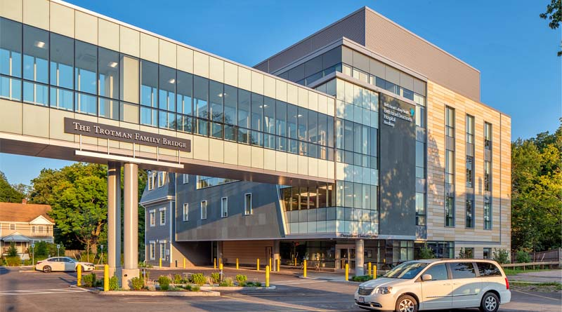 Boston Suburb Welcomes New Outpatient Medical Facility