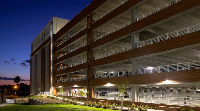 S.C. Hospital Expansion Includes Innovative Lighting