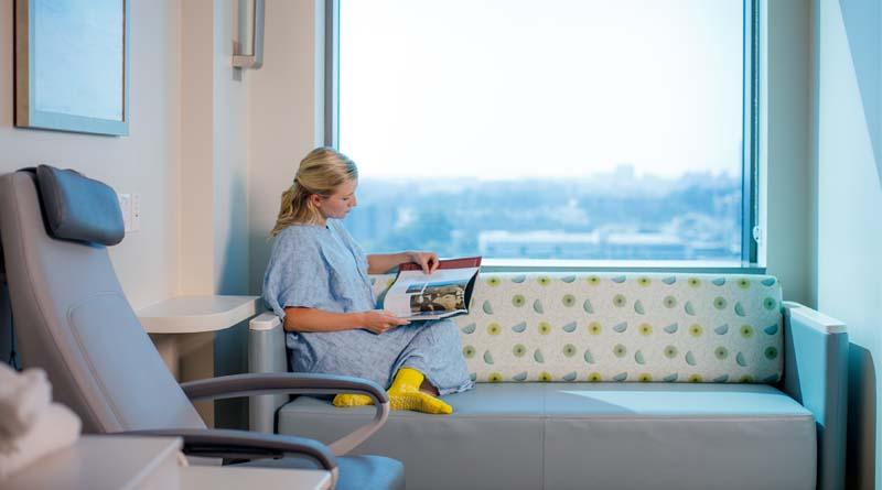 Smart Windows for Healthcare