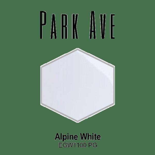 Park Ave Alpine White
