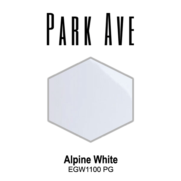 Park Ave Alpine White