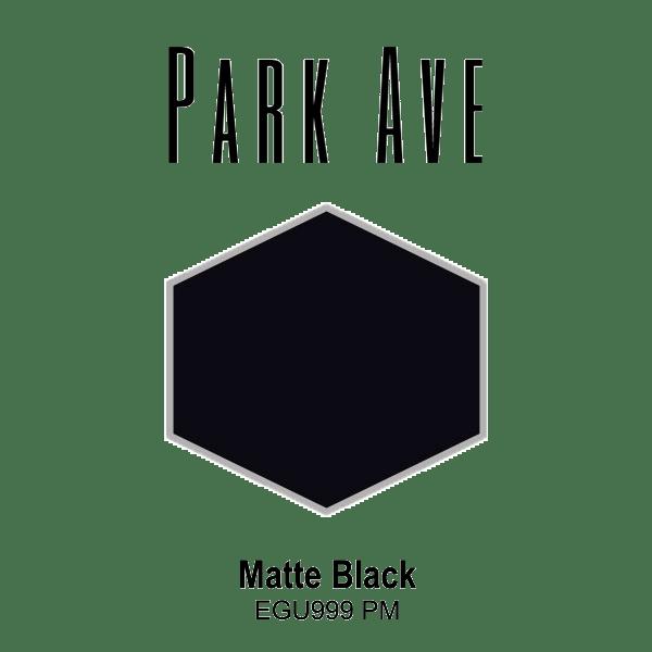 Park Ave Matte Black