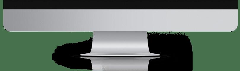 Image of iMac computer stand
