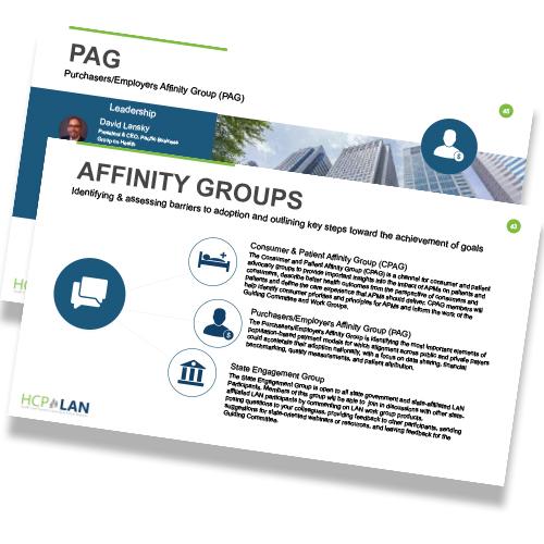 Affinity Groups slide