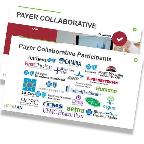 Payer Collaborative slide