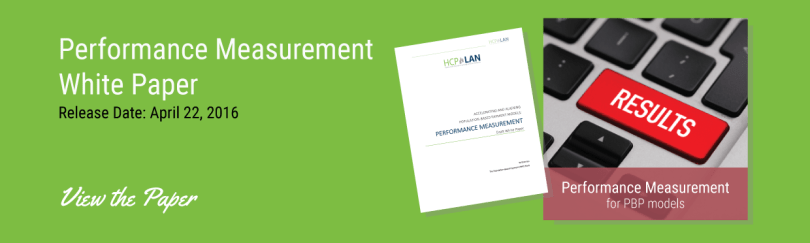 Performance Measurement White Paper banner