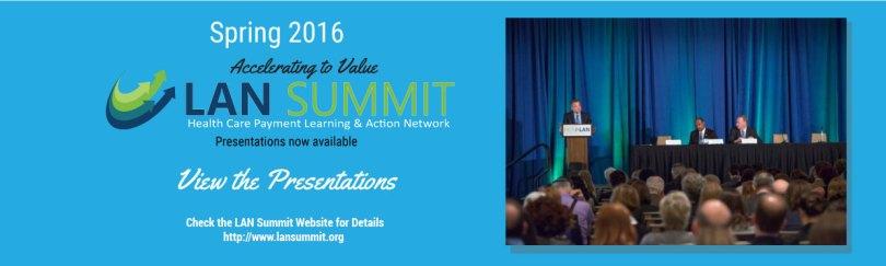 LAN Summit presentations