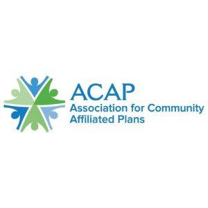Association for Community Affiliated Plans logo