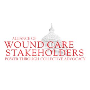 Alliance of Wound Care Stakeholders logo