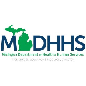 MIchigan Department of Health & Human Services logo