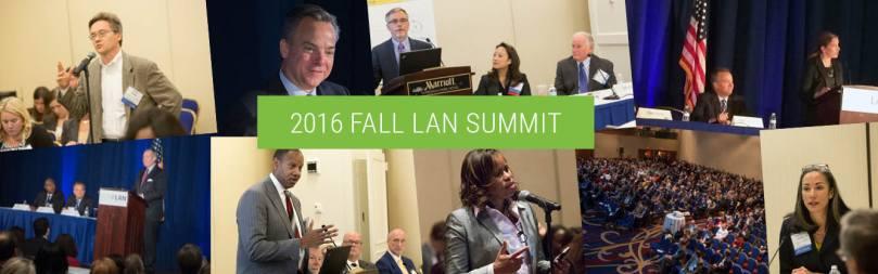 2016 Fall LAN Summit