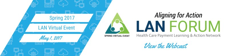 View the webcast of the LAN Forum
