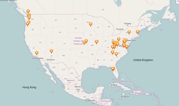 HCPBS Map