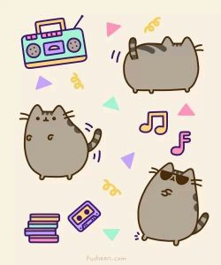 pusheen music