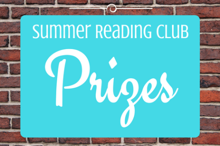 Summer Reading Club Prizes