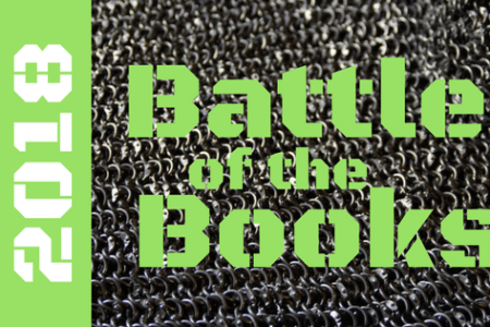2018 Battle of the Books