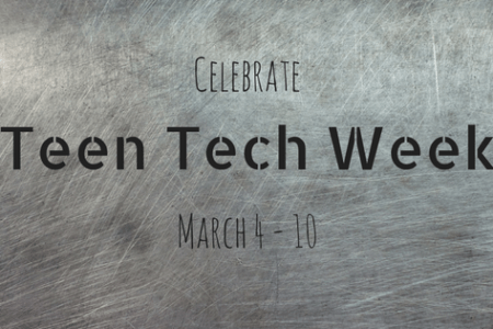 Celebrate with Teen Tech Week