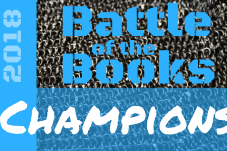 Battle of the Books Champions