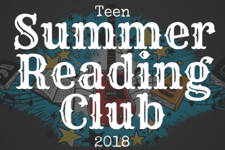 Libraries Rock!  Teen Summer Reading Club...