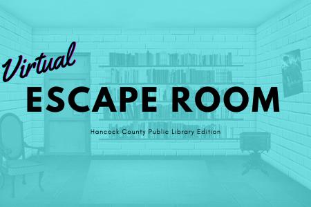 Virtual Library Escape Room