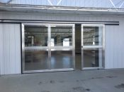 Double Sliding Custom Door Fishers Ghse.